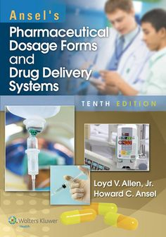 Pharmaceutical Dosage Forms and Drug Delivery Systems has just come out in its 10th edition. We're excited about it hitting double digits!
