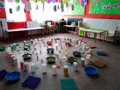 Mi Sala Amarilla: Escenarios lúdicos en el Nivel Inicial. Reggio Emilia, Poker Table, Montessori, Table Decorations, Google, Toddlers, Home Decor, Gardens, Sensory Activities