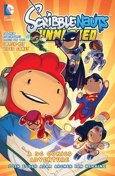 SCRIBBLENAUTS UNMASKED: A DC COMICS ADVENTURE   DC Comics