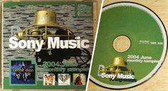 2004 - Sony Music - 2004 June Monthly Sampler (Les Champs-Élysées)