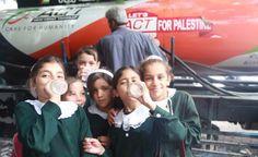 Setahun Sudah, Ribuan Warga Gaza Terima Manfaat Mobile Water Tank dan Water Well ACT
