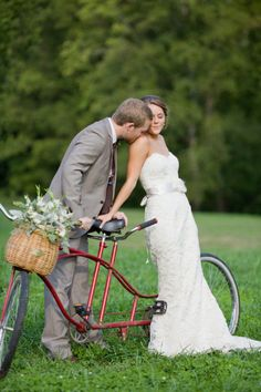 Similar to Crystal and Crates Vintage Rentals bike at Up the Creek Farms
