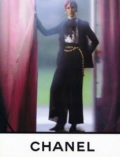 Chanel 1993 Christy Turlington