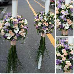Bridal Bouquet Blue, Floral Wreath, Wreaths, Plants, Design, Home Decor, Weddings, Garlands, Homemade Home Decor