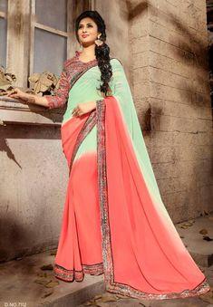 ae17551823 Sethnic Dealer and supplier of Sanskar saree in surat Bollywood Designer  Sarees, Latest Designer Sarees