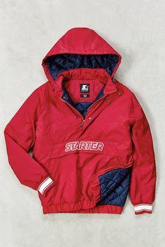 Starter Reissue Windbreaker Jacket (love this one )