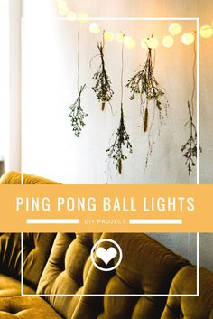 DIY Ping Pong Ball L
