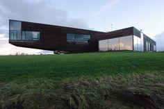 utriai residence by architectural bureau g. natkevicius & partners