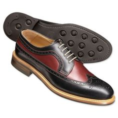 Classic Brogues Shoes For Men and Women (57)
