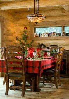 Cabin @ Christmas