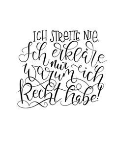 Handgemalt mit Brushpen… Hand-lettering gallery with sayings, quotes and names. Hand painted with brushpens, fineliner or quill pen. Hand Lettering Quotes, Brush Lettering, Lettering Tutorial, Coaching, Quotations, Wisdom, Letters, Thoughts, Writing