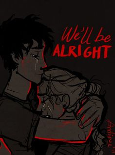 Percy Jackson and Annabeth Chase in Tartarus. I'm not alright Percy Jackson Annabeth Chase, Percy Jackson Fan Art, Percy And Annabeth, Percy Jackson Books, Percy Jackson Fandom, Percabeth, Solangelo, Dibujos Percy Jackson, Blood Of Olympus