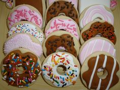 Donut Cookies ........ by steamboatwillie33, via Flickr