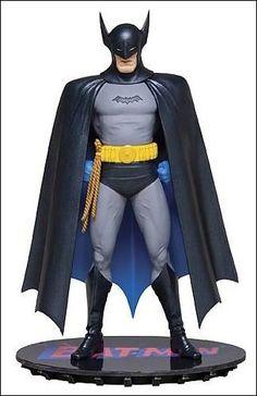 DC Chronicles Batman, Jan 2010 Statue / Bust by DC Direct