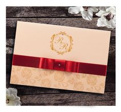 Convite de Casamento Tradicional