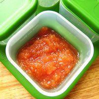 freeze plum puree