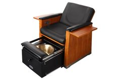 Alpina Portable Pedicure Chair by ComfortSoul - $1999.00