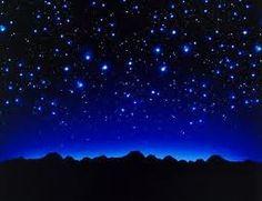 Starry night :)