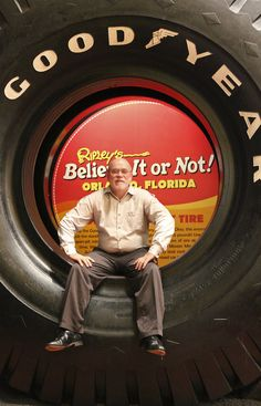 Meet the Guy Who Spent 40 Years Curating at Ripley's Believe It Or Not