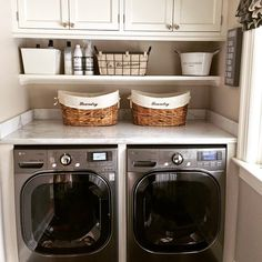 The Laundress is running a fun promotion for 25% off...all you have to do is post a photo of your laundry room. Here's mine! #IAmtheLaundress #funpromotion