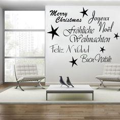 Elevenfy   Wandtattoo Fröhliche Weihnachten