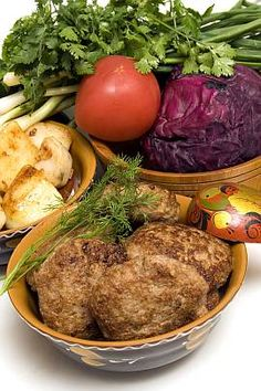 Kotlety Mielone (Ground Pork Cutlets)