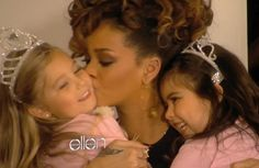 Sophia Grace and Rosie with Rihanna