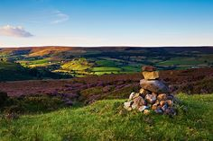 Light And Shadow, Rosedale, North Yorkshire moors