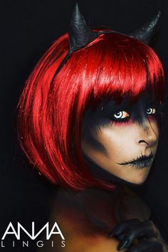 It's the time to start thinking about Halloween make-up, and the internet is bursting with inspiration to make sure your make-up is amazing on October 31st.