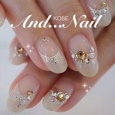 Jeren wedding nails