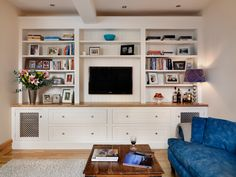Bespoke Wood Furniture | Wooden Cabinetry | Media Room | Davonport