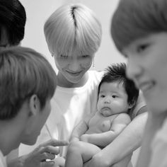 #SEVENTEEN #세븐틴 (with baby) for #LetterFromAngels