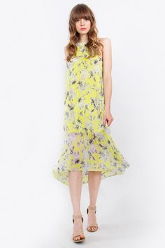 Dandelion Midi Dress