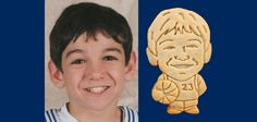 Parker's Crazy Cookies: personalized cookies