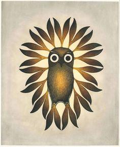 Kenojuak Ashevak - Inuit art