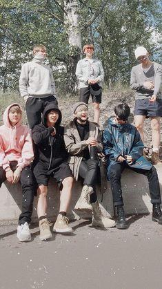 Jiwa kekeluargaan BTS Purple U Jiwa kekeluargaan B