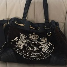 🌟SALE🌟 Juicy Couture daydreamer handbag Used Juicy Couture Bags Shoulder Bags