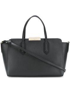 e272a578515c EMPORIO ARMANI logo top-handle tote.  emporioarmani  bags  shoulder bags   hand bags  leather  tote