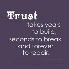 Trust, quotes