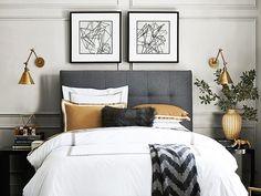 18 Of The Best Ikea Lighting Hacks We Ve Ever Seen Do It Yourself Pinterest Wall Bedroom And Lights