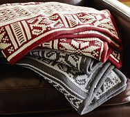 amara kantha throw | Pottery Barn
