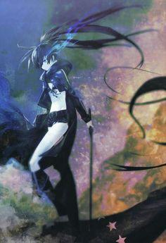 Black Rock Shooter, Hatsune Miku, Beast, Anime Characters, Anime Art, Angel, Fan Art, Wallpaper Designs, Character