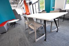 University of Southampton: Mayflower Learning Centre. University Of Southampton, May Flowers, Learning Centers, Centre, Chairs, Table, Furniture, Home Decor, Architecture