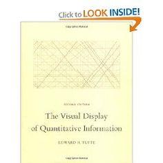 The Visual Display of Quantitative Information (Edward R. Tufte)