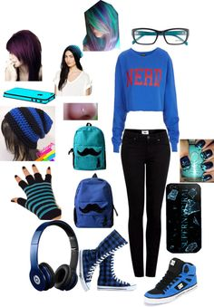 """School 7"" by musiclover-247 ❤ liked on Polyvore"