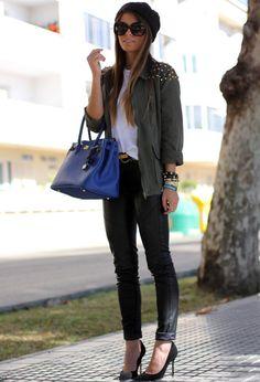23 Rock Style Fashion ‹ ALL FOR FASHION DESIGN