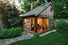 Tiny house. The tiny house movement isn't just for primary residences — a pint-size dwelling can also be a great option for housing an in-law...