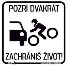 TAKE A LOOK TWICE, SAFE LIFE! // POZRI DVA KRAT ZACHRANIS ZIVOT