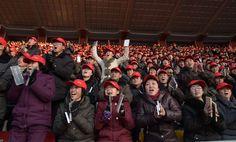 성, 중앙기관 일군들의 축구경기대회 진행-《조선의 오늘》