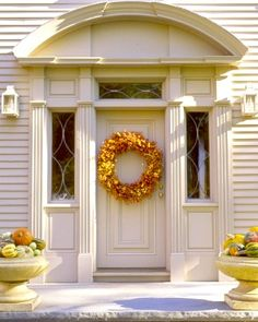 Curb Appeal for Fall